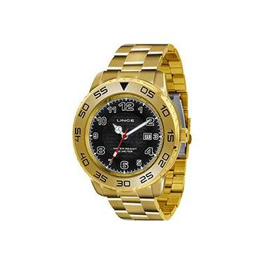 9070451f26f Relógio Masculino Lince Analógico Esportivo Mrg4335l-p2kx
