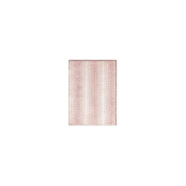 Imagem de Tapete Banheiro Antiderrapante Pop Rosa 40X60Cm Kacyumara