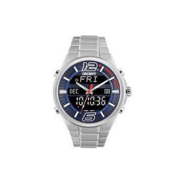 559b4911a67 Relógio de Pulso Masculino Orient Analógico Digital Submarino ...
