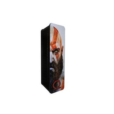 Porta Jogos para Ps4 Ps3 Xbox One Blu Ray God of War