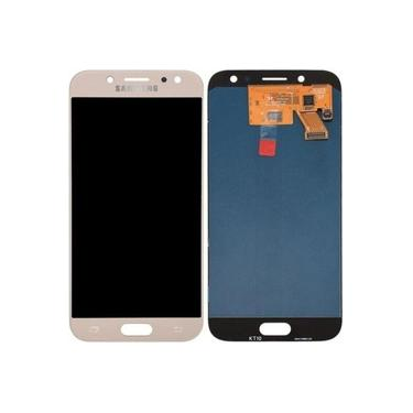 Tela Touch Display Lcd Galaxy J5 Pro J530 Brilho Dourado
