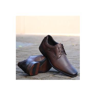 Sapato Social Ferracini Conhaque Masculino 5047-549IM