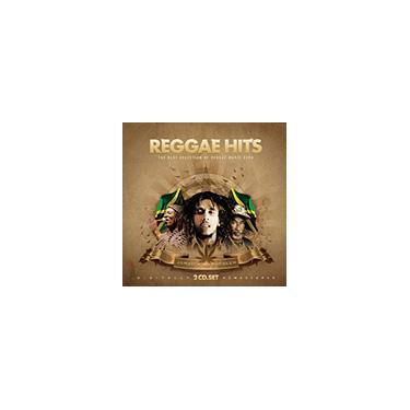 Imagem de CD Vários - Reggae Hits (Duplo)