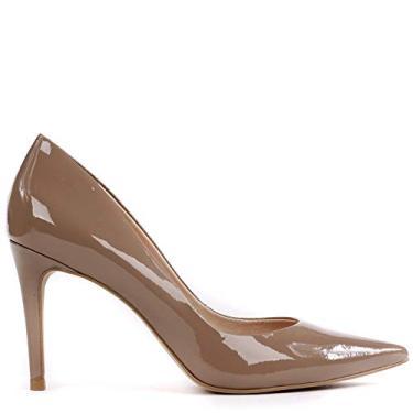 3af3f47a9 Sapato Scarpin Marrom: Encontre Promoções e o Menor Preço No Zoom