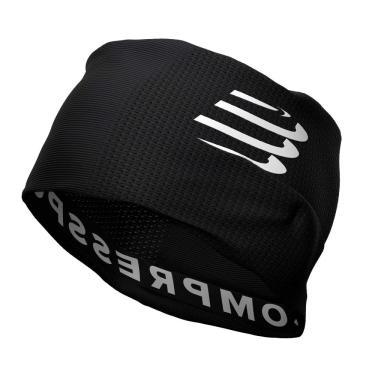 Bandana (3D.Thermo Ultralight Headtube) Tamanho:Único,Cor:Preto