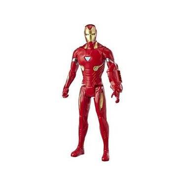 Boneco Marvel Homem De Ferro Vingadores Ultimato 30 Cm Hasbro