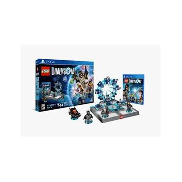 Lego Dimensions Starter Pack (Kit Inicial) PS4