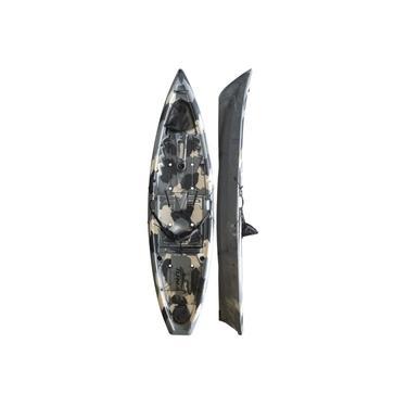Caiaque Tuna Standard Hidro 2 Cinza