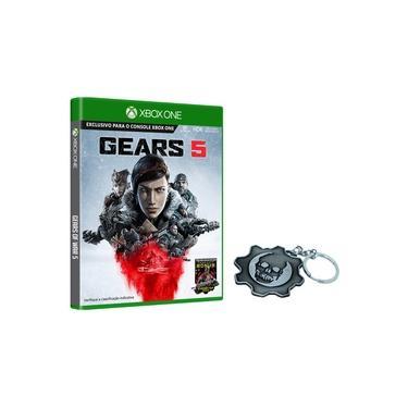 Game Gears Of War 5 + Chaveiro Exclusivo