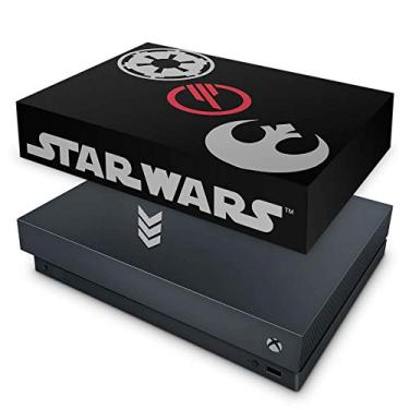 Capa Anti Poeira para Xbox One X - Star Wars Battlefront 2 Edition