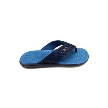 Chinelo Olympikus Sunset Masculino - Marinho/Azul