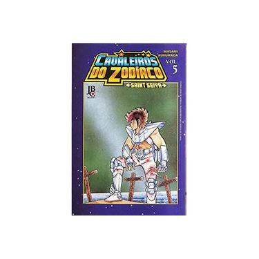 Cavaleiros Do Zodiaco - Saint Seiya - Volume 5 - Capa Comum - 9788577875368