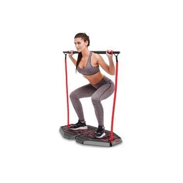Genis Fitness Plataforma de Exercícios Transformer Full Body Station