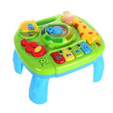 Imagem de Mesa De Atividades Educativas Musical Com Luz Bebe Infantil