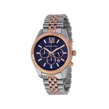 7beb7f2ab95c7 Relógio de Pulso Masculino Michael Kors   Joalheria   Comparar preço ...