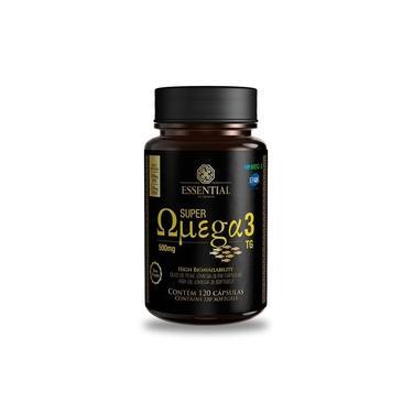 Super Ômega 3 Tg Essential Nutrition 120 Cápsulas