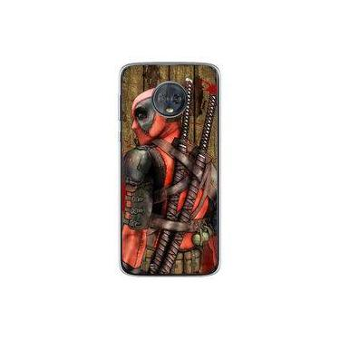 Capa para Moto G6 - Deadpool 2