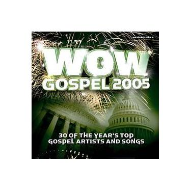 Wow Gospel 2005 - BV FILMS LTDA