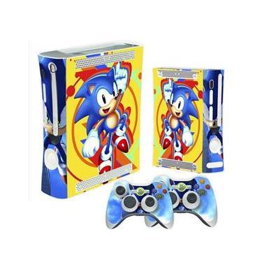 Skin Xbox 360 Arcade Sonic