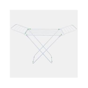 Varal de Chão com Abas Slim 6105 Mor