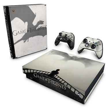 Skin Adesivo para Xbox One X - Game Of Thrones #B