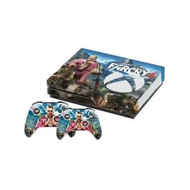 Skin Xbox One S Far Cry 4