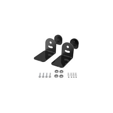 Imagem de HomeMount Universal Soundbar Wall Mount - Barra de som ajustável Monta suporte de suporte de prateleira de montagem para Samsung/TCL Channel Home Theater/LG/Vizio/Polk Audio/Klipsch/Insignia/JBL/Sony Sound Bars