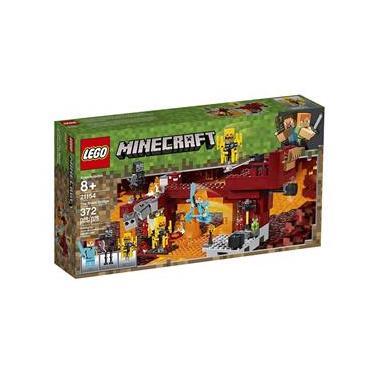 21154 Lego Minecraft - a Ponte Flamejante