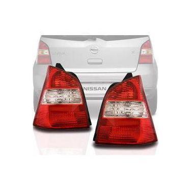 Par Lanterna Traseira Nissan Livina 2009 2010 2011 2012 2013