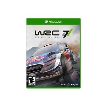 Jogo Mídia Física Corrida Wrc 7 Original Para Xbox One