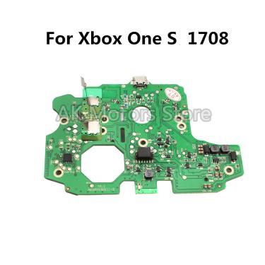 Controlador de jogo Motherboard Chip De Programa para X-box One S 1708 Porta USB De Alimentação de 110018508