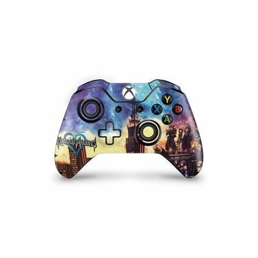Skin Adesivo para Xbox One Fat Controle - Kingdom Hearts