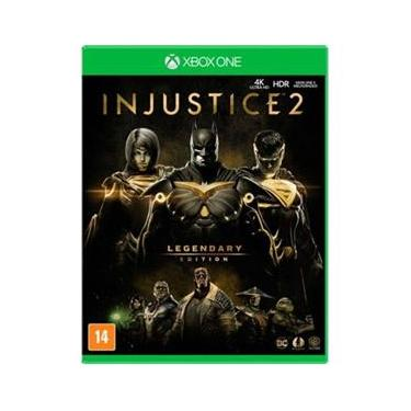 Xone Injustice 2 Legendary Edition