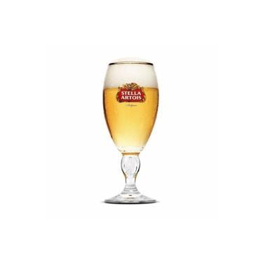 Taça Copo Cálice Stella Artois Litografada Cerveja 250ml