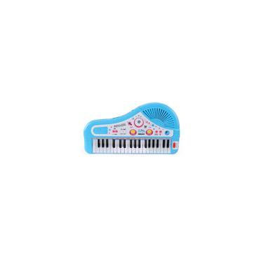 Imagem de 37 Chaves Crianças Piano Musical Piano Eletrônico Teclado Brinquedo Instrumento Musical com Microfone para Meninos Meninas Mais de 3 Anos de Idade