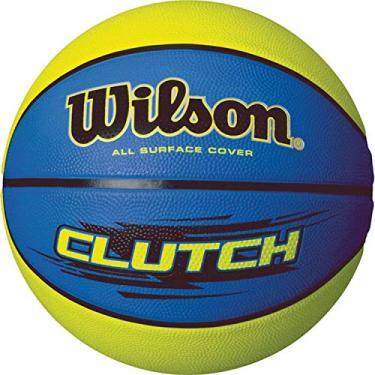 a9966e282 Bola de Basquete Clutch N.7 Wilson