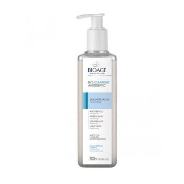 Bio Cleanser Antisseptic 300ml Sabonete Líquido Bioage 300ml