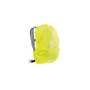 Capa De Chuva Deuter Impermeável Rain Cover Mini Para Mochilas De 12 Até 22 Litros Amarela