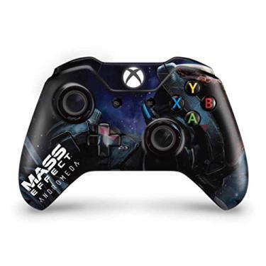 Skin Adesivo para Xbox One Fat Controle - Mass Effect: Andromeda