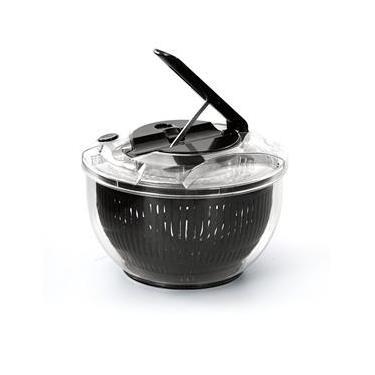 Centrífuga e Secadora de Saladas FAST DRY Transparente / Preto 5 Litros