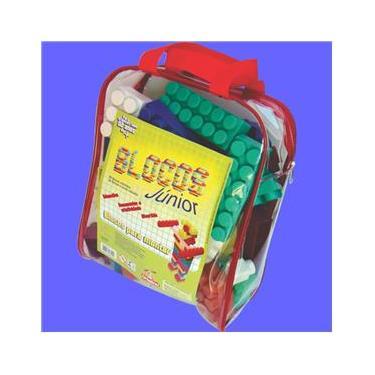 Imagem de Blocos Junior Brinquedo Educativo
