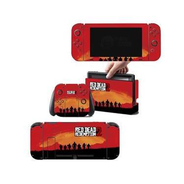 Skin Nintendo Switch Red Dead Redemption 2
