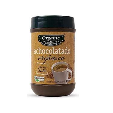 Achocolatado em Pó Orgânico Organic 400g