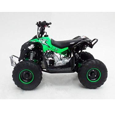 Mini Quadriciclo Thor MXF 90cc Verde