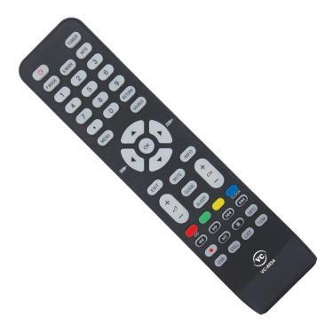 Controle Remoto Compatível Com Tv Lcd Philco Vc-8034
