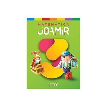 Joamir - Matemática - 3º Ano - Souza, Joamir Roberto De - 9788596010474