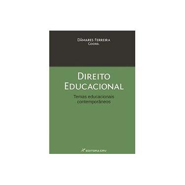 "Direito Educacional - ""ferreira, Damares"" - 9788580425550"