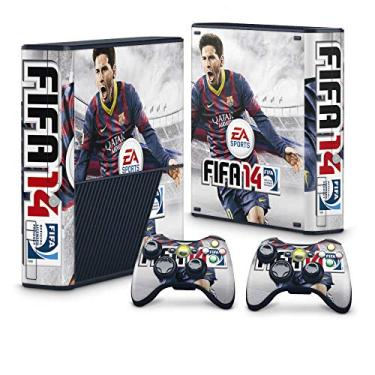 Skin Adesivo para Xbox 360 Super Slim - Fifa 14