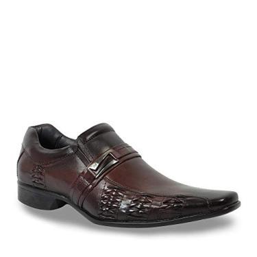 Sapato Social de Couro Rafarillo Masculino