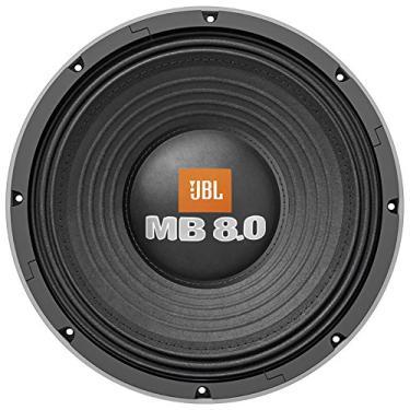 Alto Falante JBL-SELENIUM Pancadao 12MB8.0 12 Polegadas 4000 W RMS 4R Medio Grave